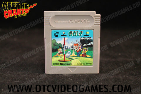 Golf *IMPORT* - Off the Charts Video Games