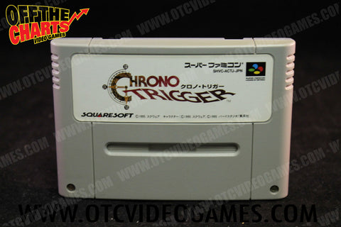 Chrono Trigger - Off the Charts Video Games