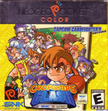 SNK Vs. Capcom: Card Fighters Clash Neo Geo Pocket Color Game Off the Charts