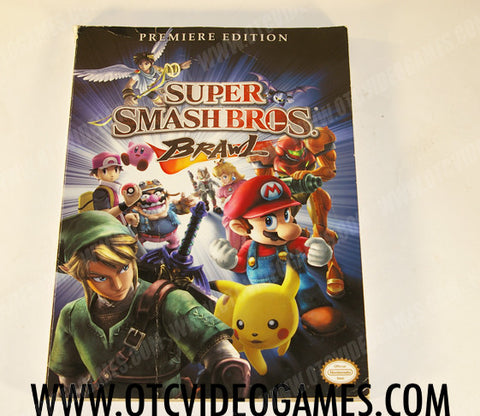 Super Smash Bros. Brawl Premiere Edition Guide - Off the Charts Video Games