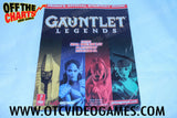 Gauntlet Legends Strategy Guide - Off the Charts Video Games