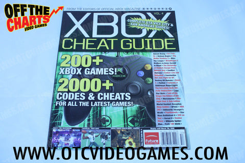 Xbox Cheat Guide Vol. 4 - Off the Charts Video Games