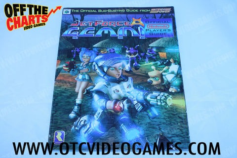 Jet Force Jemini Official Nintendo Player's Guide - Off the Charts Video Games