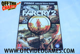 Far Cry 2 Strategy Guide - Off the Charts Video Games