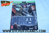Brute Force Strategy Guide - Off the Charts Video Games