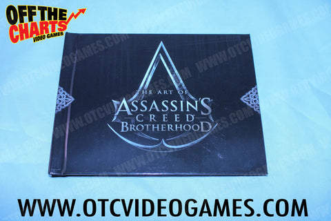 The Art of Assassin's Creed Brotherhood Playstation 3 Collectibles Off the Charts