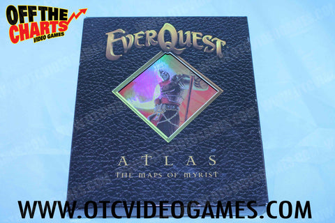 Everquest Atlas: The Maps of Myrist Strategy Guide Strategy Guide Off the Charts
