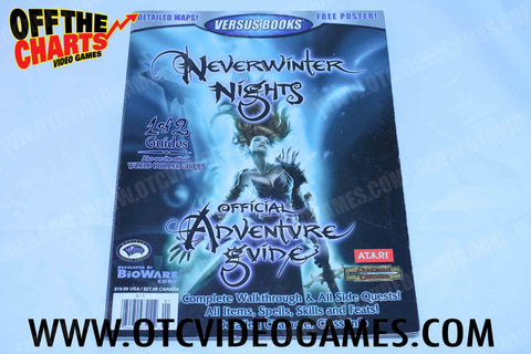 Neverwinter Nights Adventure Guide 1 of 2 - Off the Charts Video Games