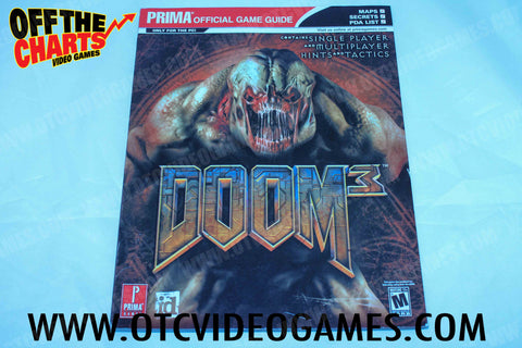 Doom 3 Strategy Guide Strategy Guide Strategy Guide Off the Charts