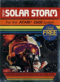 Solar Storm Atari 2600 Game Off the Charts