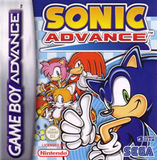 Sonic Advance Game Boy Advance Game Off the Charts