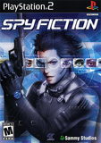 Spy Fiction Playstation 2 Game Off the Charts
