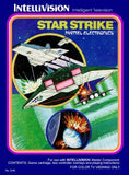 Star Strike Intellivision Game Off the Charts