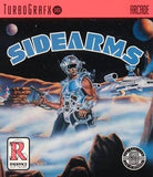 Sidearms TurboGrafx-16 Game Off the Charts
