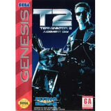 T2 Terminator 2 Judgement Day Sega Genesis Game Off the Charts