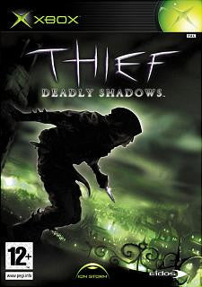 Thief Deadly Shadows Xbox Game Off the Charts