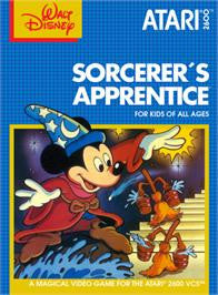 Socerer's Apprentice Atari 2600 Game Off the Charts
