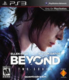 Beyond: Two Souls Playstation 3 Game Off the Charts