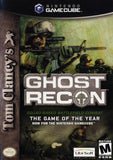 Ghost Recon Nintendo Gamecube Game Off the Charts