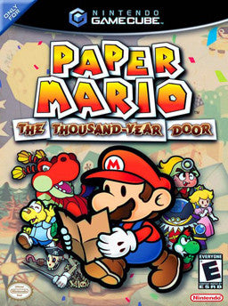 Paper Mario: The Thousand Year Door - Off the Charts Video Games