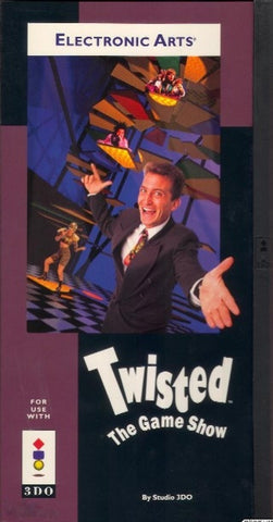 Twisted: The Game Show - Off the Charts Video Games