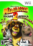 Madagascar Escape 2 Africa Wii Game Off the Charts