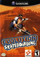 Evolution Skateboarding Nintendo Gamecube Game Off the Charts