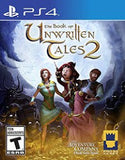 The Book of Unwritten Tales 2 Playstation 4 Game Off the Charts