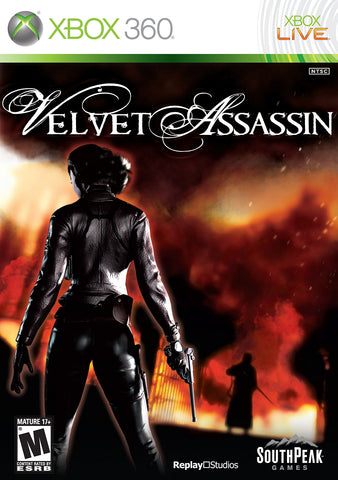 Velvet Assassin - Off the Charts Video Games