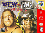 WCW  vs. NWO World Tour Nintendo 64 Game Off the Charts