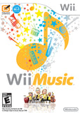 Wii Music Wii Game Off the Charts