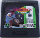 Wimbledon Tennis Game Gear Game Off the Charts