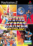 World Heroes Anthology Playstation 2 Game Off the Charts