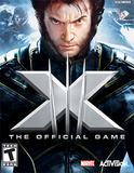 X-Men The Official Game Nintendo Gamecube Game Off the Charts