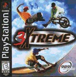 3Xtreme Playstation Game Off the Charts