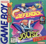 Arcade Classics 4 Game Boy Game Off the Charts