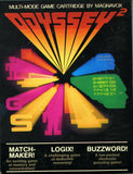 Matchmaker!/Buzzword/Logix! Odyssey 2 Game Off the Charts