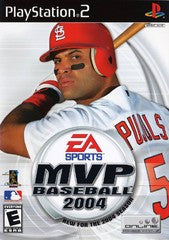MVP Baseball 2004 Playstation 2 Game Off the Charts