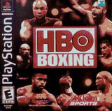 HBO Boxing - Off the Charts Video Games
