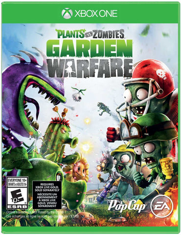 Plants Vs. Zombies: Garden Warfare Xbox One Game Off the Charts
