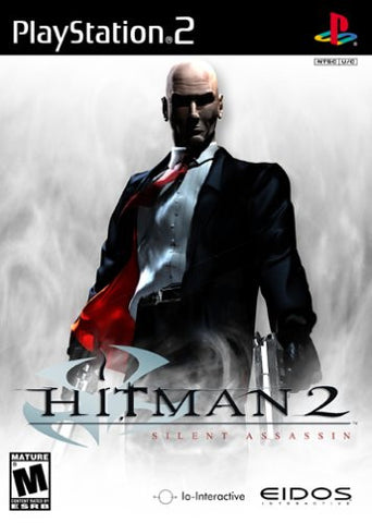 Hitman 2 Silent Assassin Playstation 2 Game Off the Charts