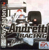 Andretti Racing Playstation Game Off the Charts