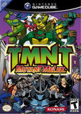 TMNT: Mutant Melee Nintendo Gamecube Game Off the Charts
