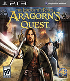 The Lord Of The Rings Aragorns Quest Playstation 3 Game Off the Charts