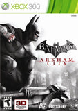 Batman: Arkham City - Off the Charts Video Games
