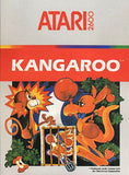 Kangaroo Atari 2600 Game Off the Charts