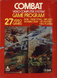 Combat Atari 2600 Game Off the Charts