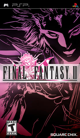 Final Fantasy II PSP Game Off the Charts