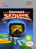 Captain Sky Hawk Nintendo NES Game Off the Charts