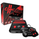 Old Skool Classiq II 2 HD 720p NES/Super Nintendo Twin Video Game System in Black Old Skool Console Off the Charts